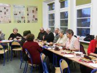 Austausch mit Senioren in Boleslawiec zu Traditionen aus den verschiedenen Regionen Polens