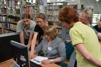 Praxiswoche für Bibliothekare in Liberec