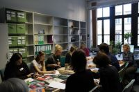 Praxiswoche für Bibliothekare in Chemnitz
