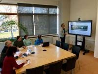 Multimediatafel - Gruppenarbeit