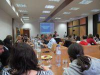 Seminar Open Access für NachwuchsforscherInnen in Pilsen