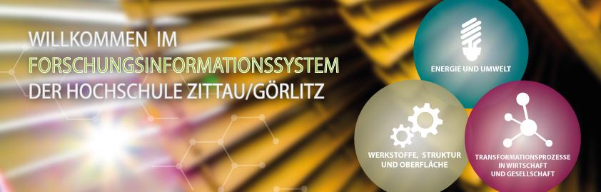 Willkommen im Forschungsinformationssystem der Hochschule Zittau/Görlitz